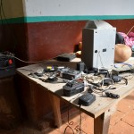 Power Supply on Mexican Farm