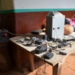 Power Supply on Mexican Farm
