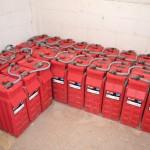 Playa Viva Solar System Batteries